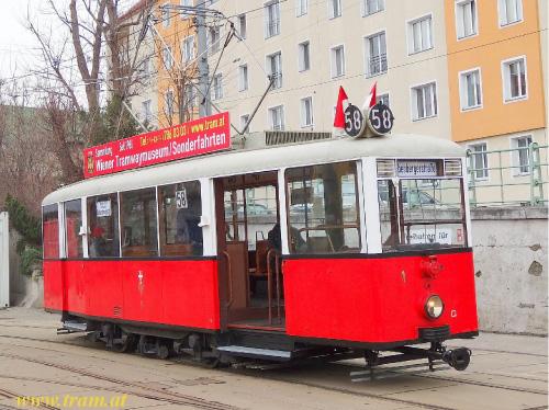 Triebwagen Type A Nr. 1