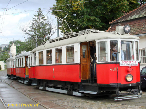 Triebwagen Type M Nr. 4013