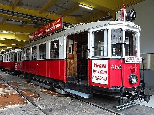 Triebwagen Type M Nr. 4148