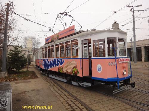 Triebwagen Type GS Nr. 6857