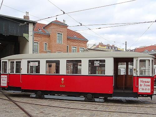 Beiwagen Type m3 Nr. 5358