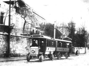 Stadtverkehrs Geschichte Wien Wiener Tramwaymuseum