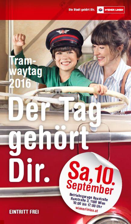 Tramwaytag 2016 Poster