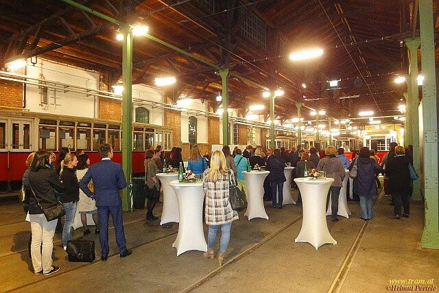 Experts Club Event in der Remise Erdberg