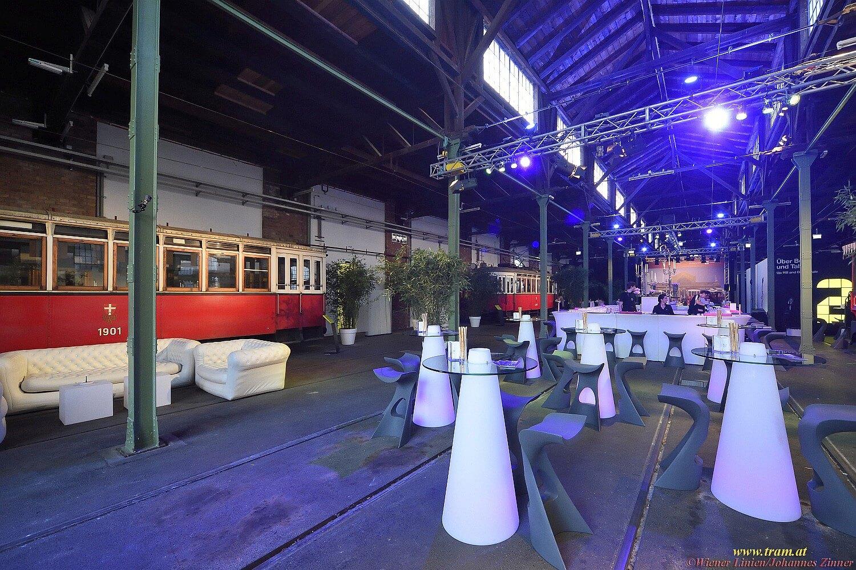 Remise Verkehrsmuseum Event