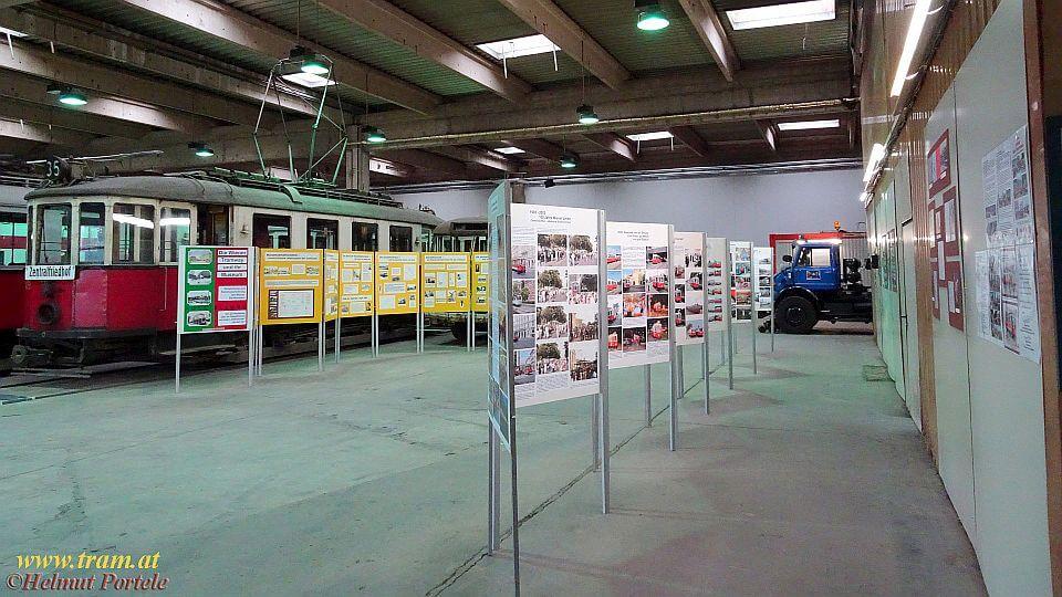 Ausstellungen im WTM Museumsdepot Traiskirchen
