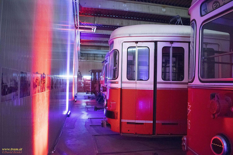 Museumsdepot Traiskirchen Event Beleuchtung