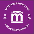 Museumsfrühling Niederösterreich 2018