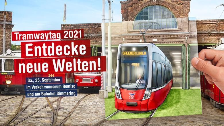 Tramwaytag 2021 Banner