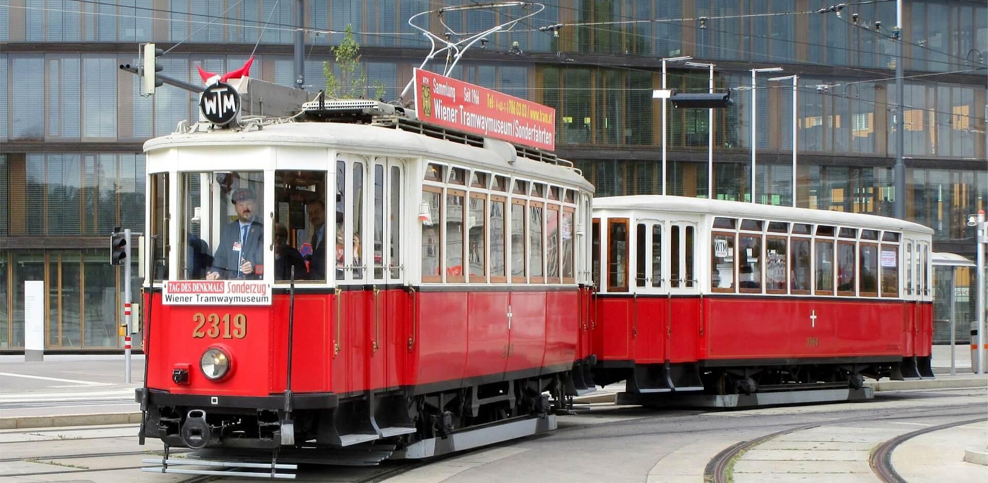 Wiener Tramwaymuseum am Tag des Denkmals 2018 in Wien