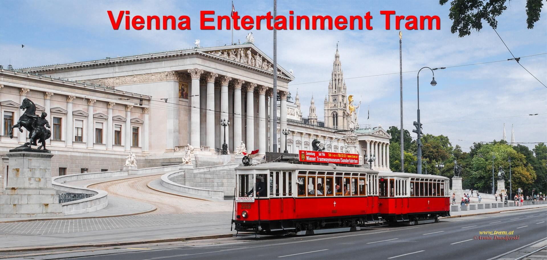 Vienna Entertainment Tram