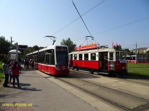 Abschiedsfahrt Linie 67