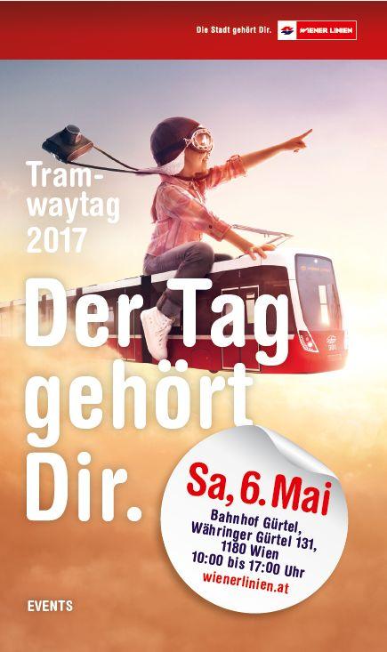 Tramwaytag 2017 Poster