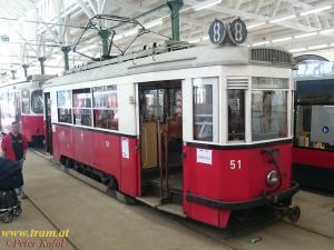 Triebwagen Type B Nr. 51